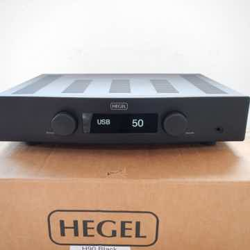 Hegel H90 Integrated Amplifier w/ DAC and network strea...