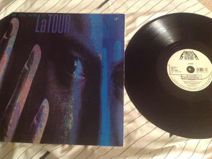 Latour People Are Still Having Sex Smash Records 12 Inch EP