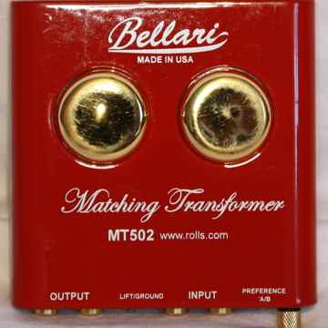 Bellari Audio MT-502