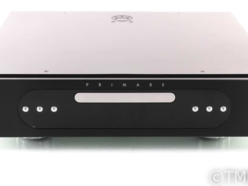 Primare CD31 CD Player; CD-31; Black; Remote (27567)