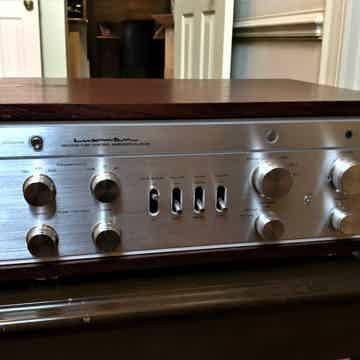 Luxman CL-38uSE Special Edition Tube Preamp w/MM and MC Phono