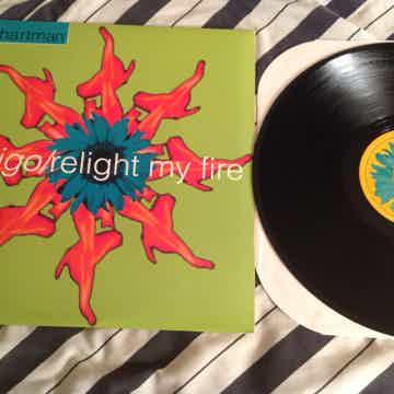 Dan Hartman Vertigo/Relight My Fire/Free Ride