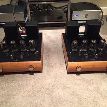 Tenor Audio 75Wi mono amplifiers