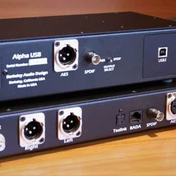 Berkeley Audio Design Alpha DAC Series 2