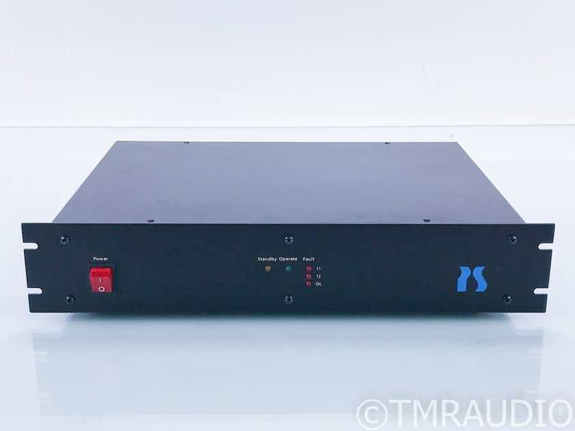 PS Audio CA-2 ComAmp Commercial Zone Power Amplifier; AS-IS (No Output) (16769)