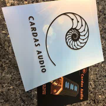 Cardas Audio Clear Interconnect Rev 1