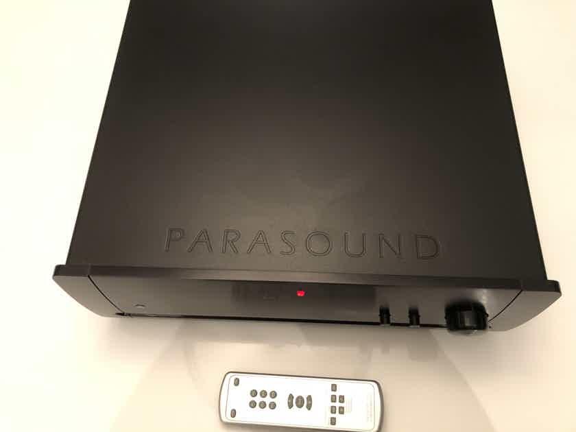 Parasound Halo JC-2 Black