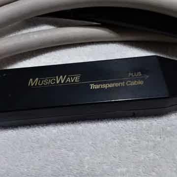 Transparent Audio MusicWave Plus