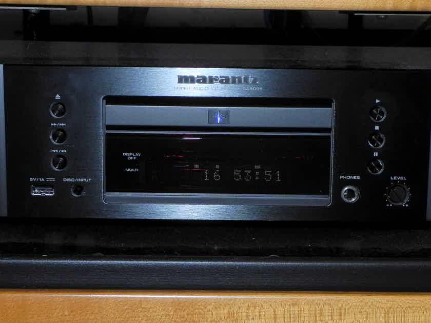 Marantz SA 8005 CD/SACD Player