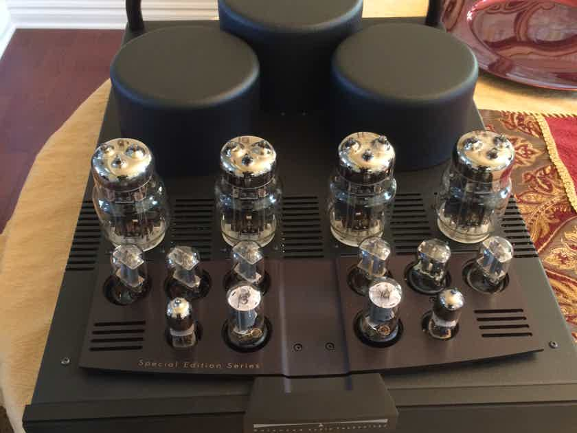 BAT VK-75 SE Wonderful Stereo Amp