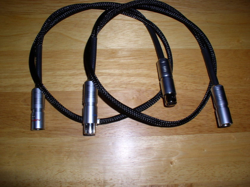 Clear Day Cables 1m XLR