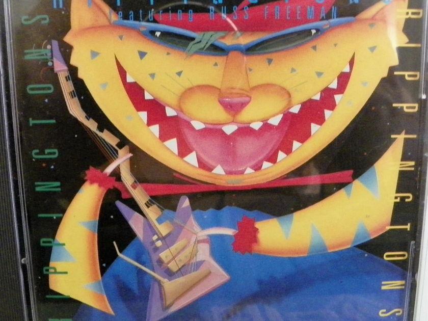 RIPPINGTONS - KILLMANJARO AUDIOPHILE JAZZ CD