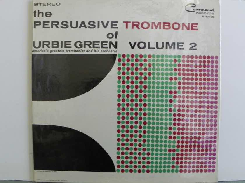 URBIE GREEN - THE PERSUASIVE TROMBONE VOL. 2