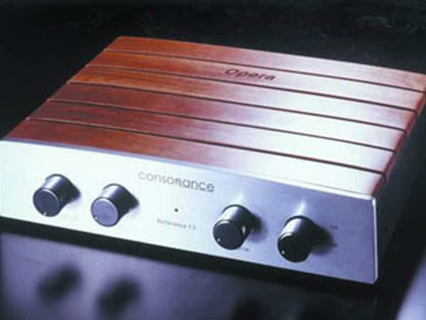 Consonance reference 2.2 Tube pre-amp/ outboard power supply