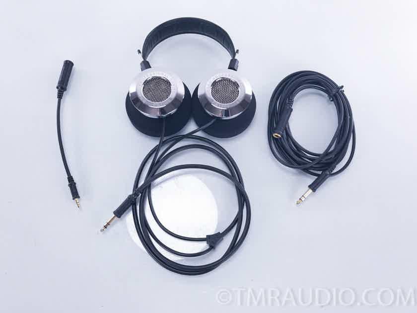 Grado  PS1000  Headphones; Silver (3473)