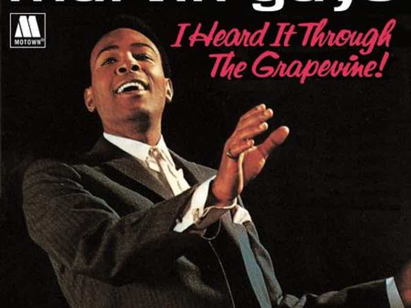 Marvin Gaye I Heard it through the Grapevind