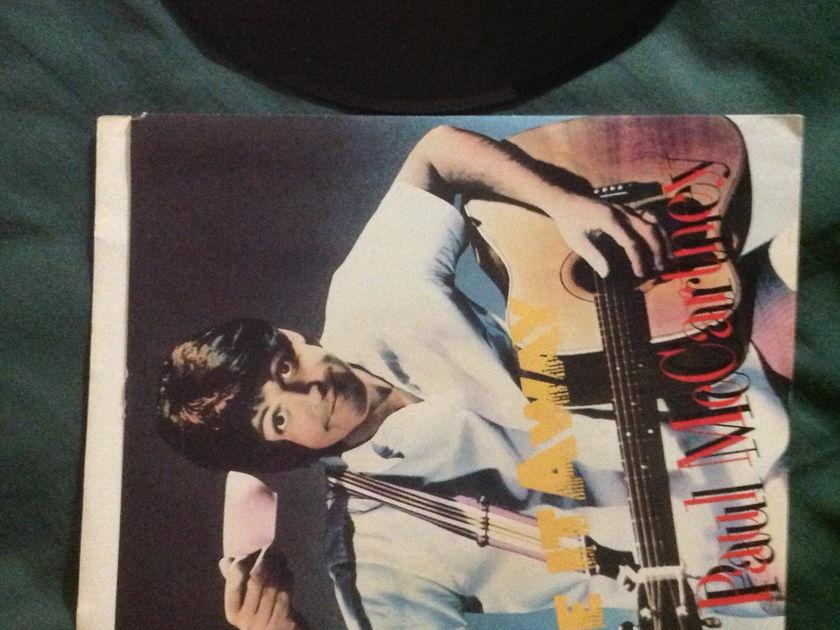 Paul McCartney - Take It Away 45 With Sleeve