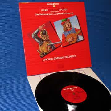 "WAGNER / Reiner  - ""Reiner Conducts Wagner"" - RCA .5 Se..."