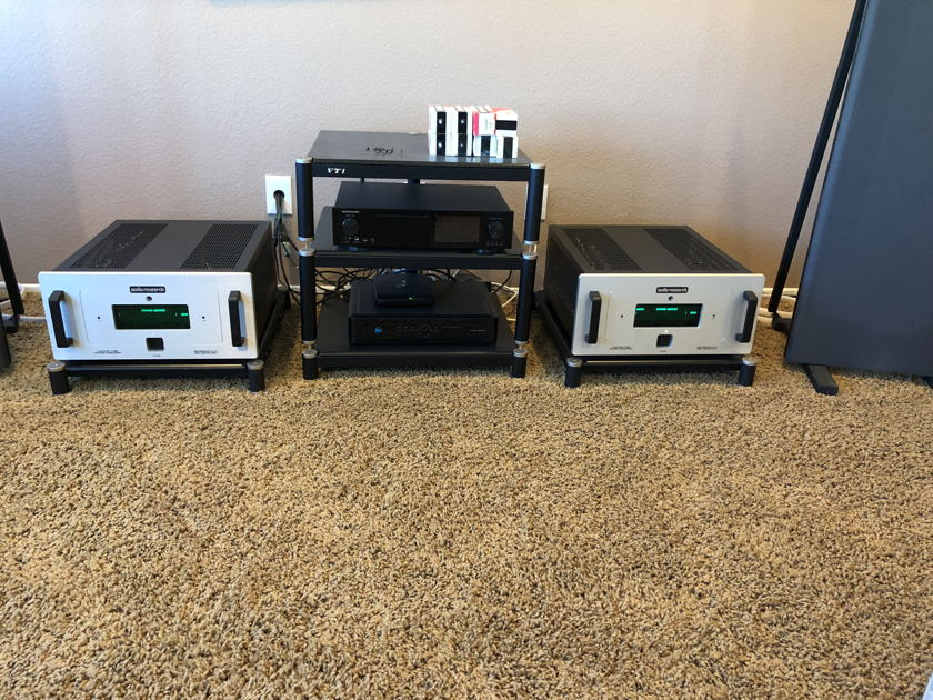 Audio Research Reference 210 pair monos