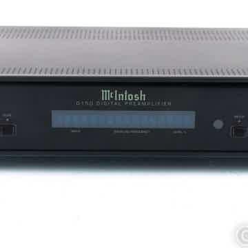 McIntosh D150 DAC / Digital Preamplifier
