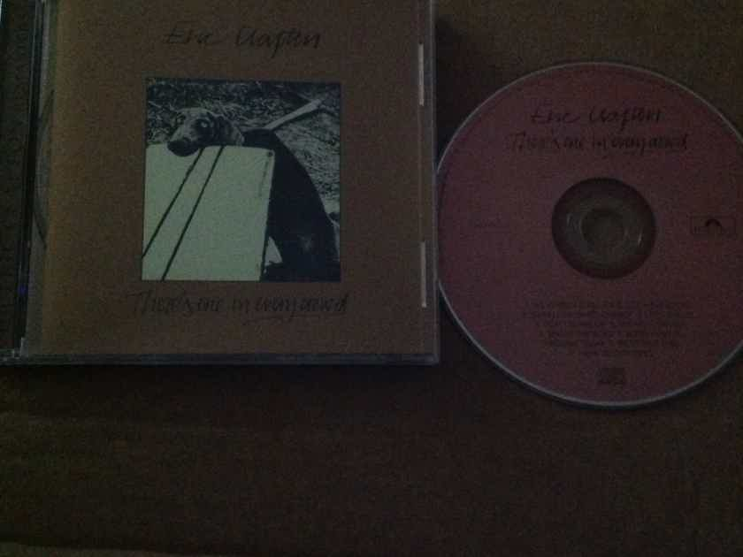 Eric Clapton - There's One In Every Crowd RSO Records Compact Disc