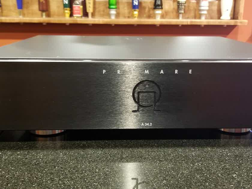 Primare A34.2 Power Amplifier UFPD Class D technology **Free Shipping Lower Price**