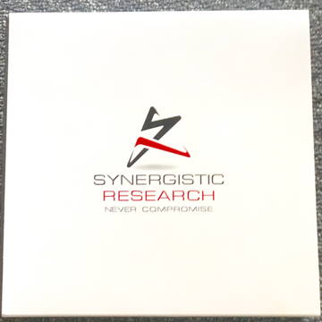 Synergistic Research Level Atmosphire Level 3 Analog 15 amp 8' Power