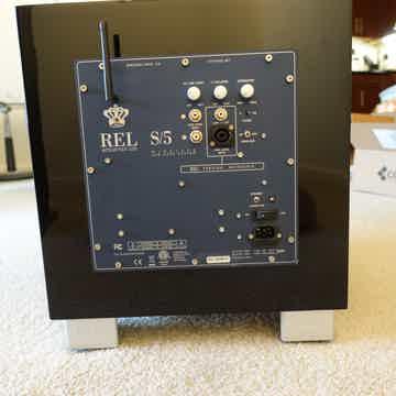 REL Acoustics S5
