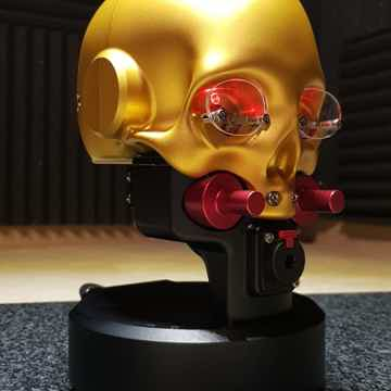 Metaxas Audio Systems Marquise memento Mori
