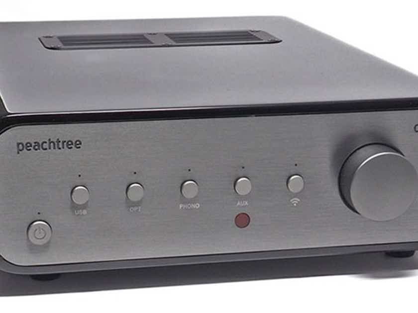 Peachtree Audio Decco 125 Sky 125wpc Int amp with DAC & Wifi-New