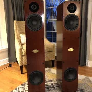 NOLA Contender S3 Floorstanding Speakers