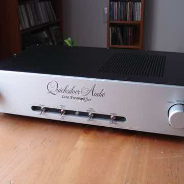Line Level Preamplifier,