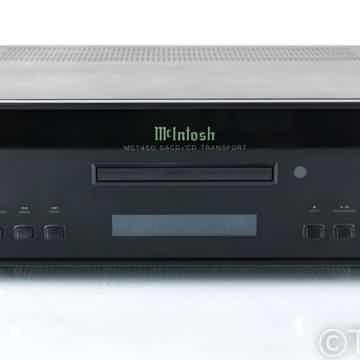 McIntosh MCT450 SACD / CD Transport