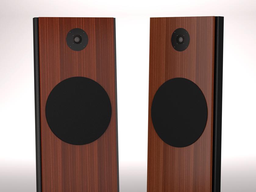 Spatial Audio M5 Sapphire -OPEN BAFFLE