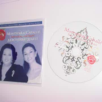 Montserrat Caballe Montserrat Marti cd two voices one h...