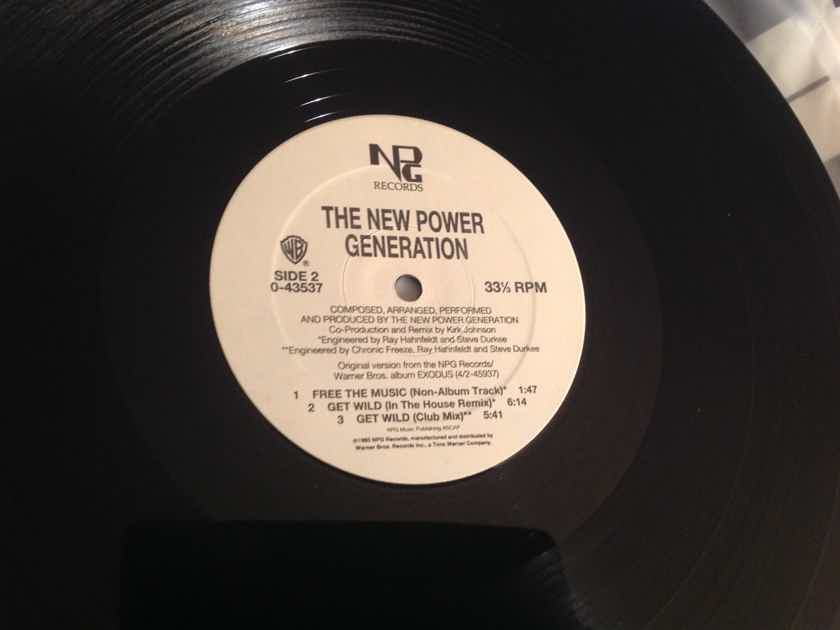 The New Power Generation  The Good Life 12 Inch EP