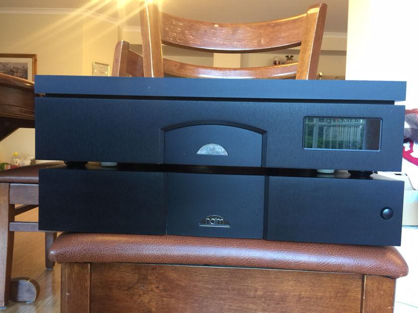 Naim Audio Naim Audio 555 CD player and 555 Power Supply DR