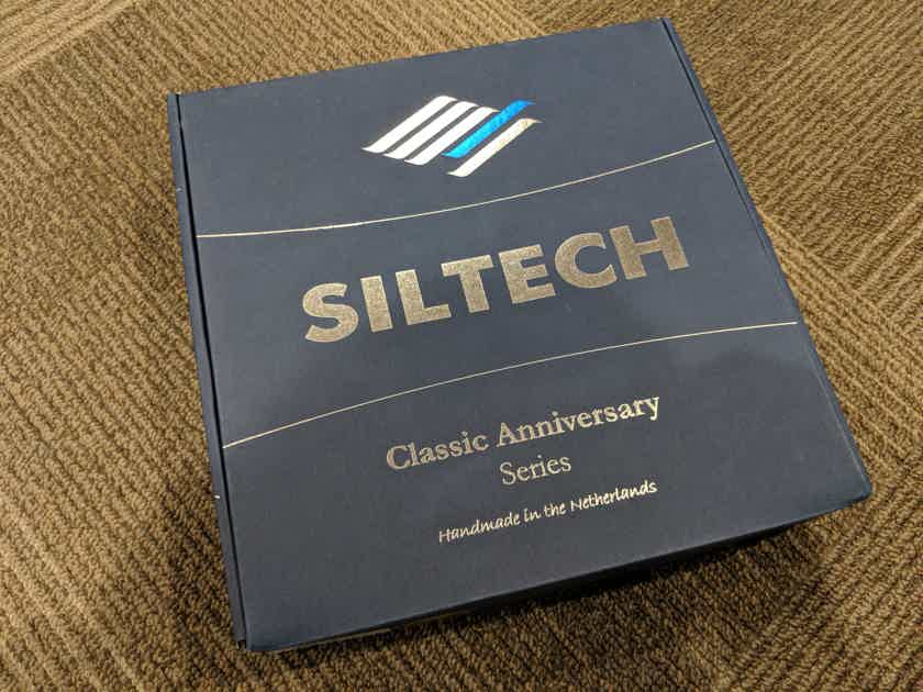 Siltech Cables Classic Anniversary 770i 1.0m RCA Interconnects