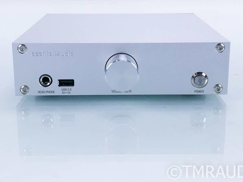 Cocktail Audio N15D Network Streamer / Server; N-15D; Silver (Warranty) (18192)