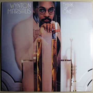 Wynton Marsalis - Think Of One -1983 Columbia ‎FC 38641
