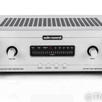 LS17SE Stereo Tube Preamplifier