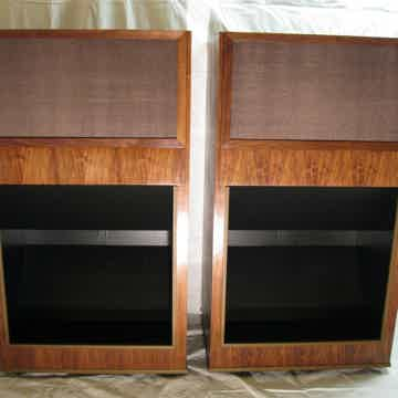 Jensen Imperial folded horn speakers