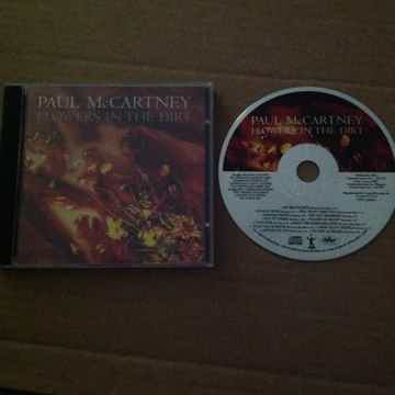 Paul McCartney - Flowers In The Dirt Not Remastered Cap...