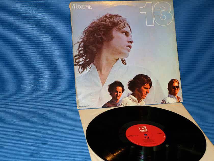 """THE DOORS - """"13"""" -  Elecktra 1980"""