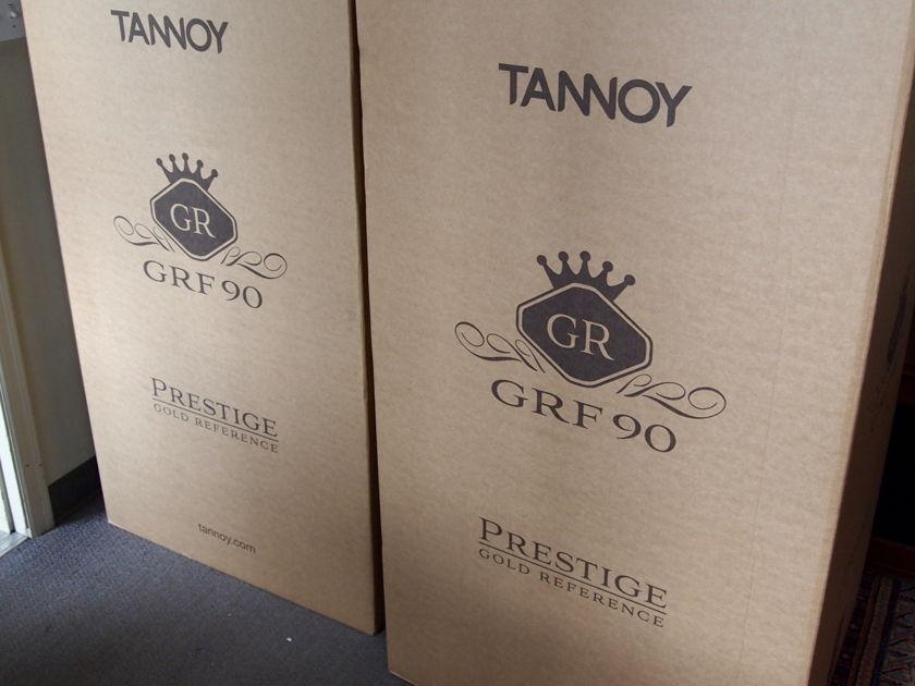 Tannoy GRF-90 new, sealed