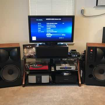JBL 4430 Full Range Studio Monitors - Upgraded!
