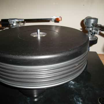 Nottingham Analogue Dais with Ace Space and Ortofon TA-...