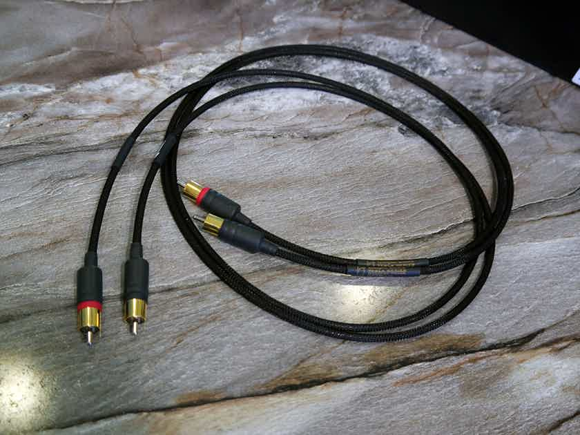 Synergistic Research TESLA Magnetic Tricon Interconnects 1.5 meter - trade-in in very good condition