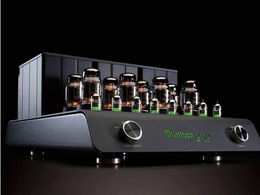 McIntosh MC2152 70th Anniversary 2-Channel Vacuum Tube Amplifier
