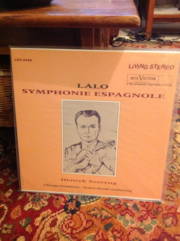 Henryk  Szeryng Chicago Symphony